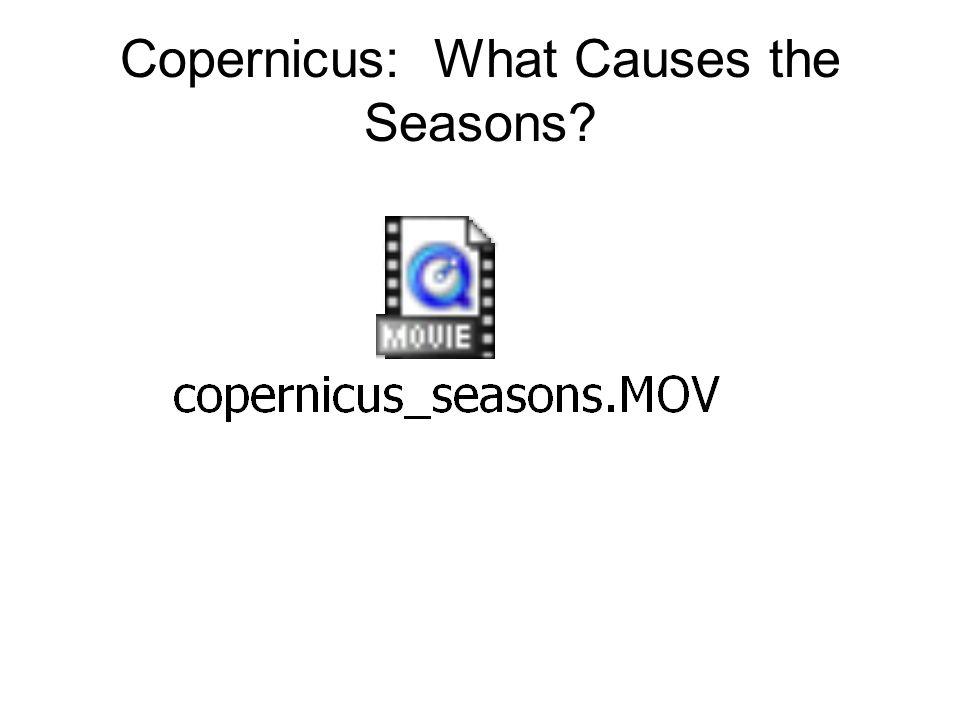 Venus and Mercury: Copernicus
