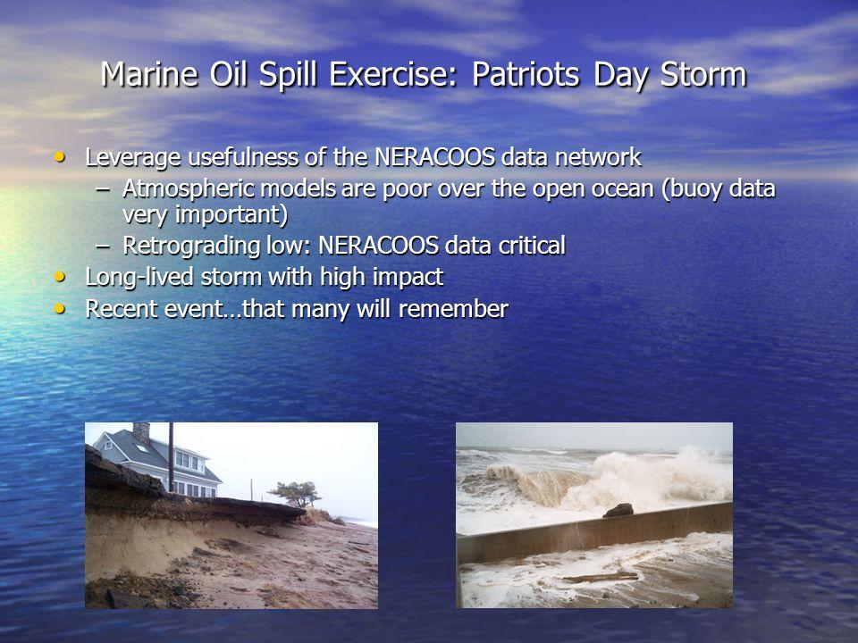 Patriot's Day Storm (April 16, 2007)