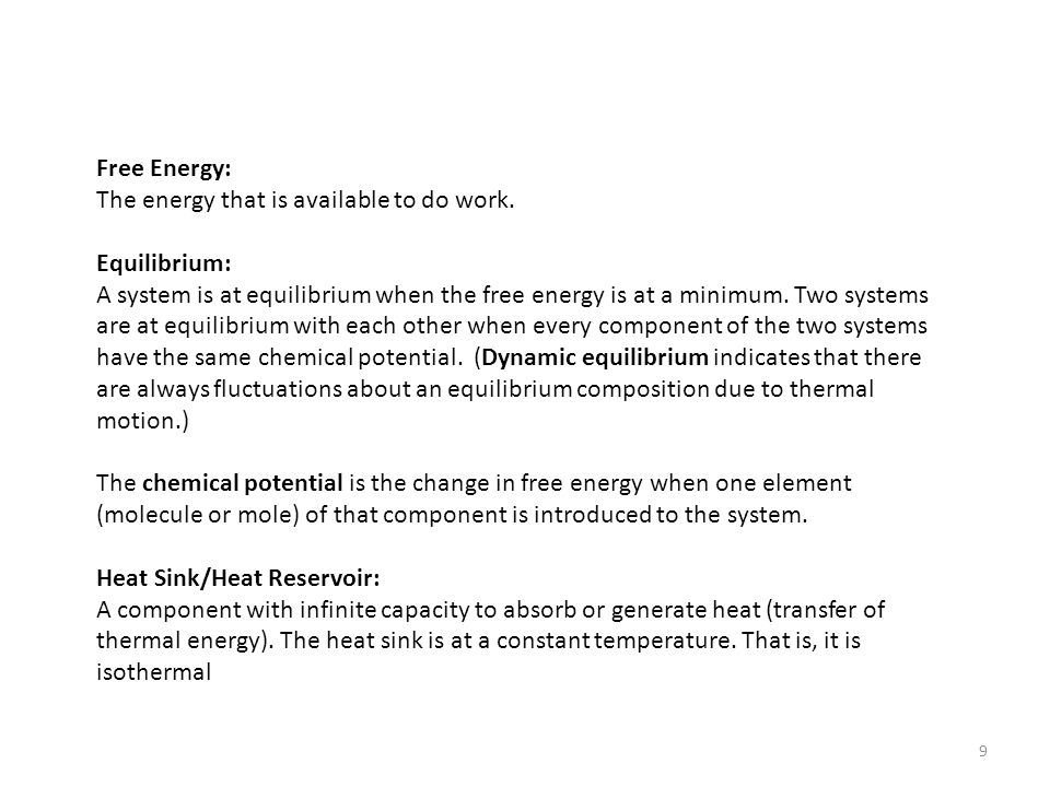 How is thermodynamic equilibrium achieved.