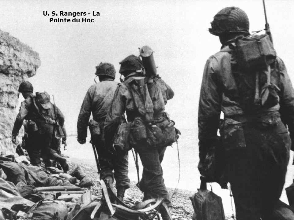 U. S. Rangers - La Pointe du Hoc