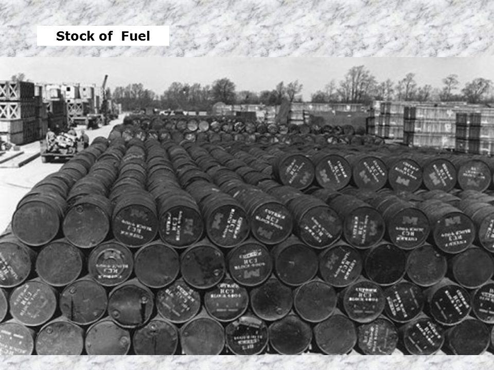 Stock of Fuel