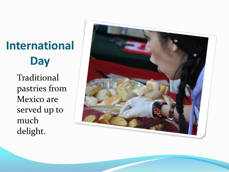 International Day LASC Students enjoy a taste of Belize!