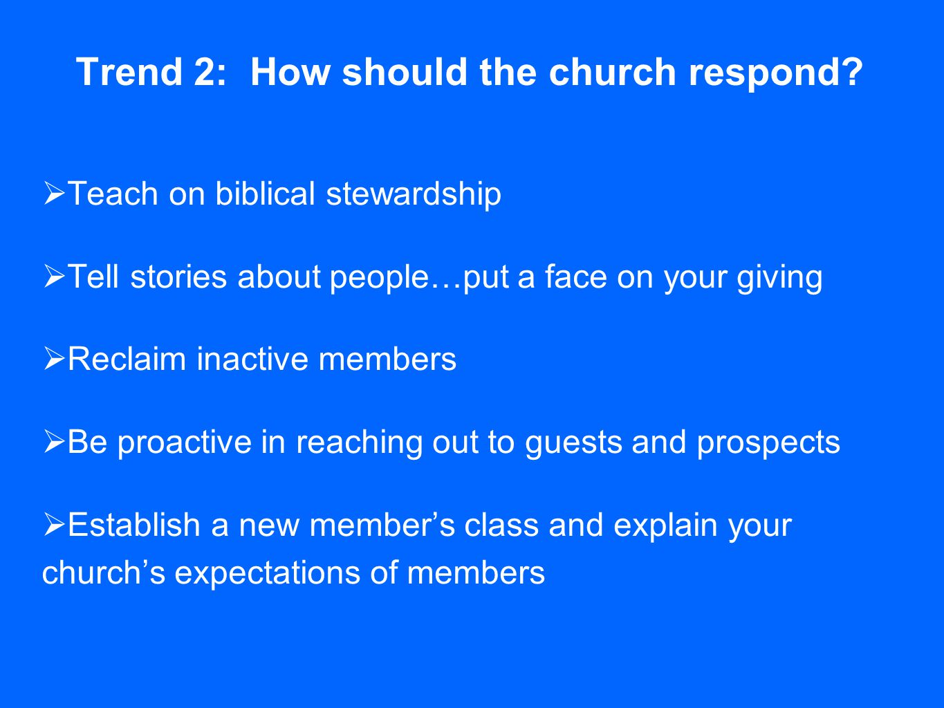 Trend 3: Biblical views of marriage and family will be challenged