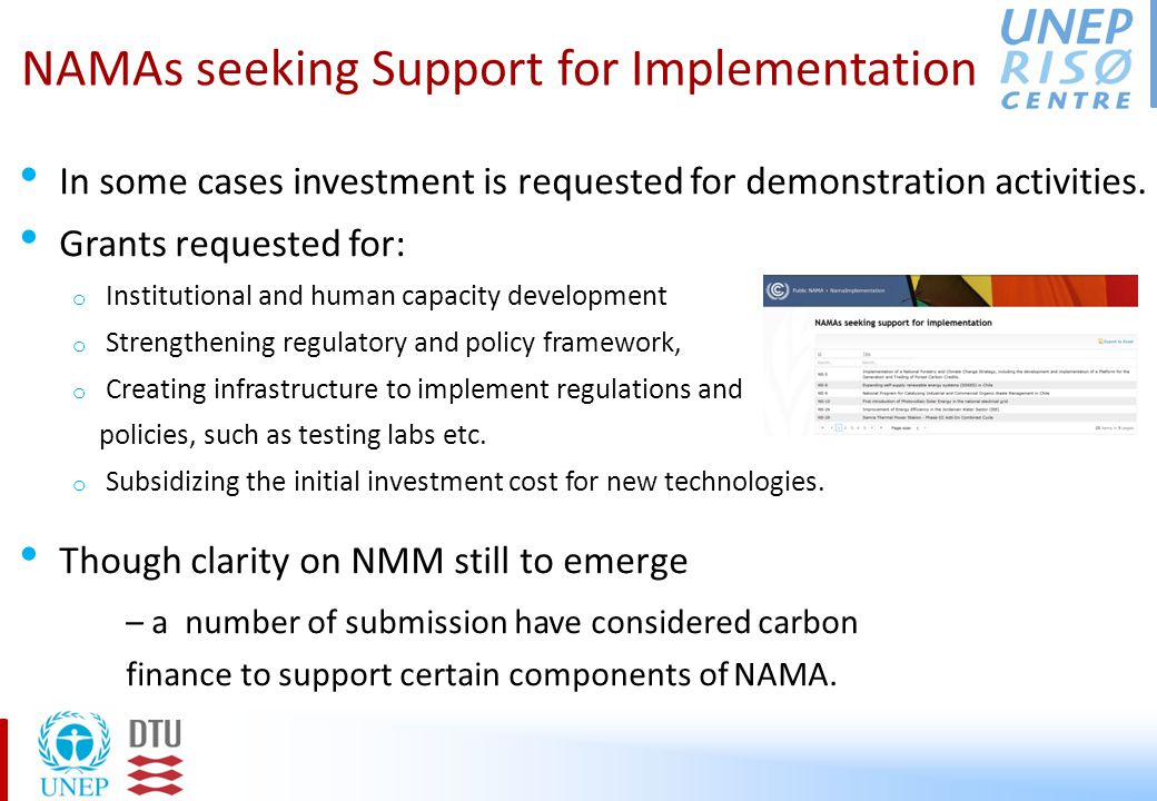 Some observations Support is needed not only for costs to achieve additional GHG reduction benefits but also for base costs .
