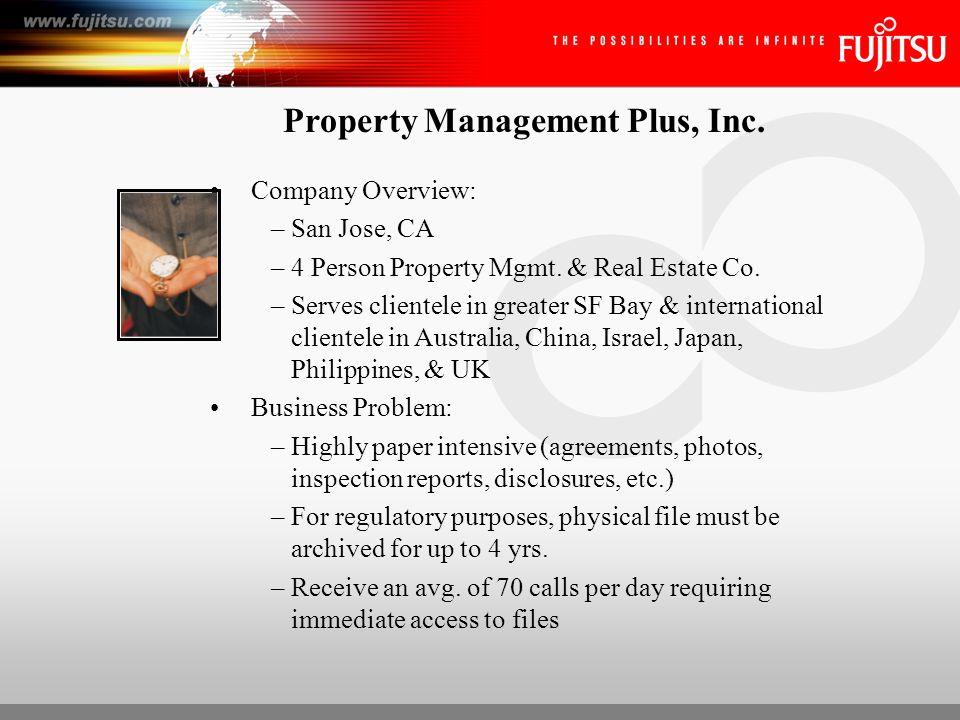 Property Management Plus, Inc.