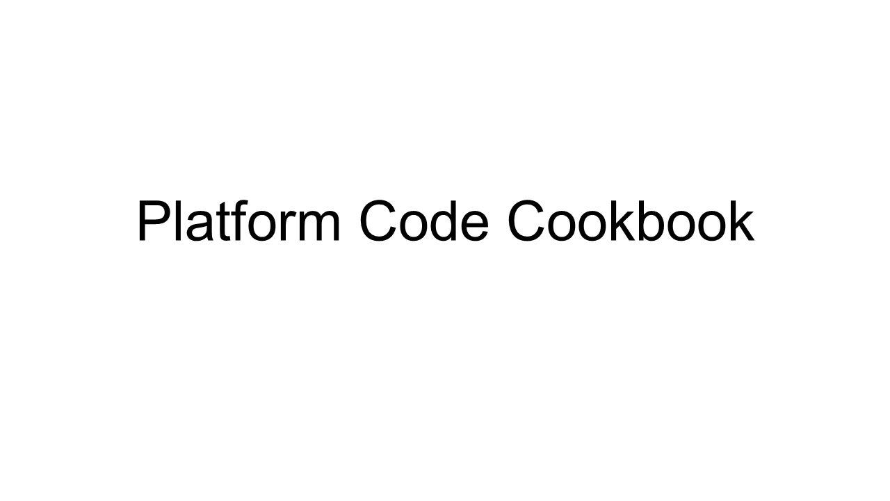 Put code into the Platform The higher the repeat number, the further the platform will go.