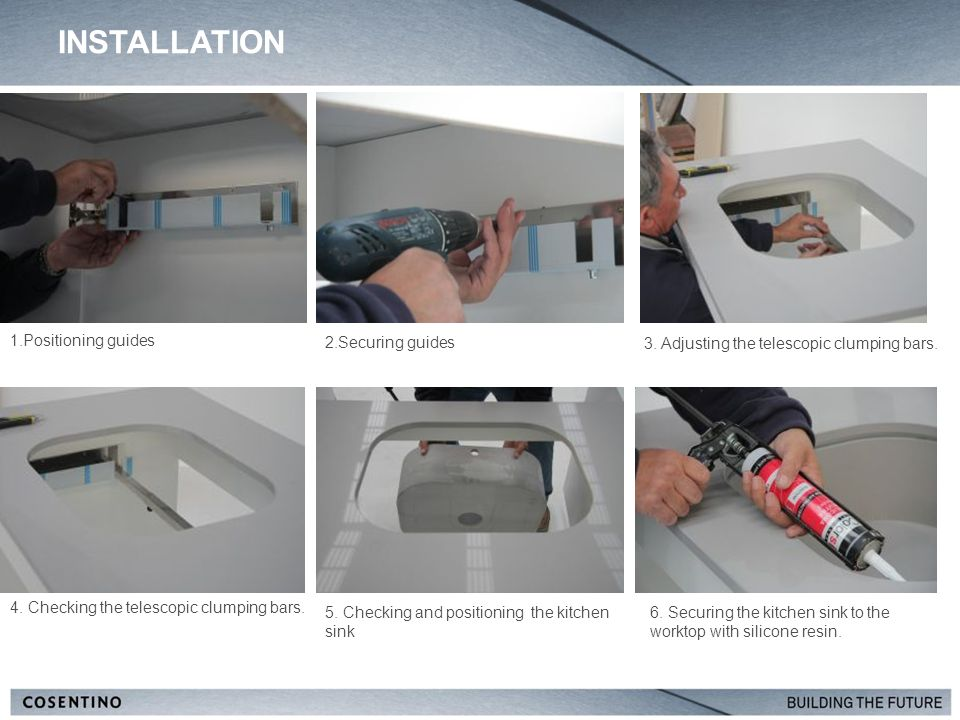 12 ANOTHER INSTALLATION METHOD, INTEGRATED