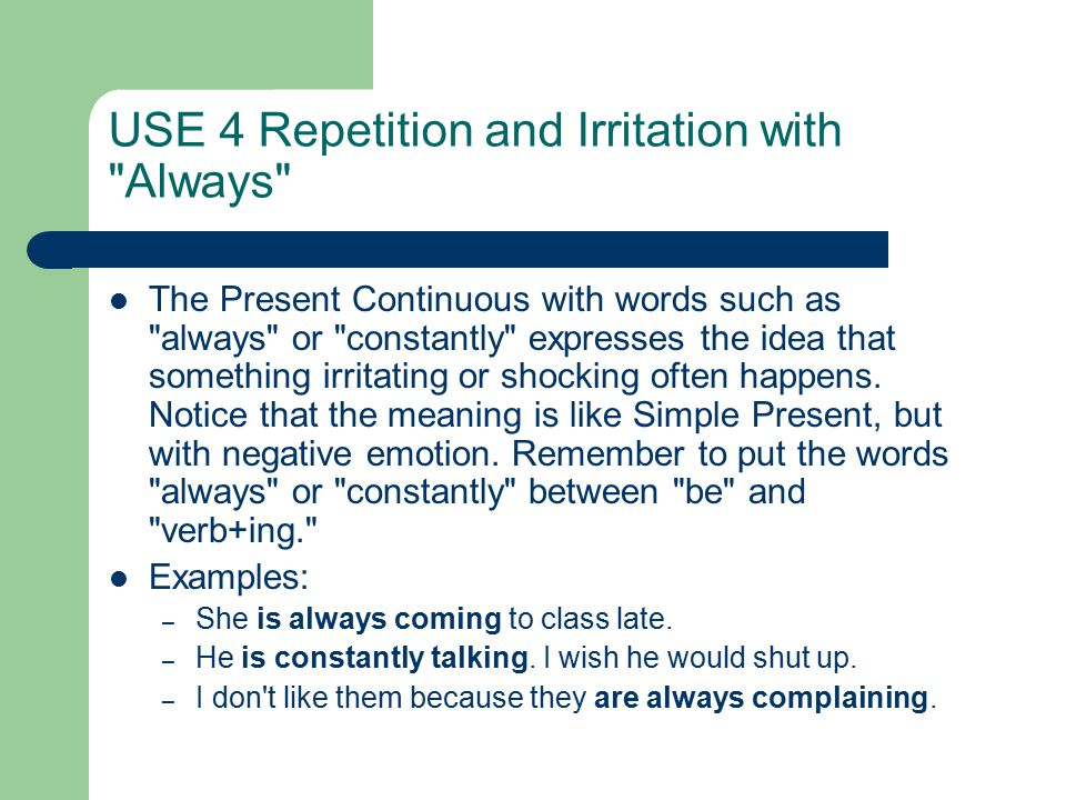 REMEMBER Non-Continuous Verbs/ Mixed Verbs It is important to remember that Non-Continuous Verbs cannot be used in any continuous tenses.