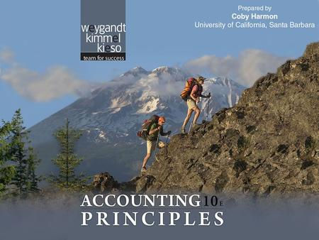 1-1. 1-2 CHAPTER1 <strong>Accounting</strong> in Action 1-3 PreviewofCHAPTER1.