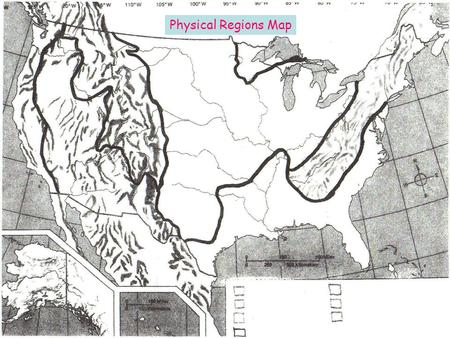 Physical Regions Map. Pacific Ocean Physical Regions Map Pacific Ocean.