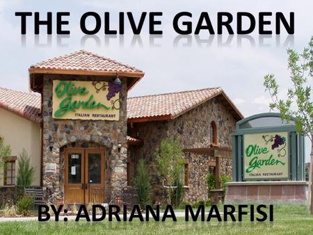 Olive Garden was located in Orlando Florida and started On December 13, 1982 by General Mills [what other chains does this company own?] As of 1989 there.