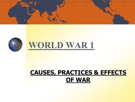 the causes and effects of the second world war The real causes of world war 2 and its devastating effects  they say history repeats itself, which is what happened when germany and its allies were trounced in the second world war if the effects of world war 1 were gruesome, those of world war 2 were a lot worse somewhere between 22 - 25 million soldiers and 38 - 55 million civilians.