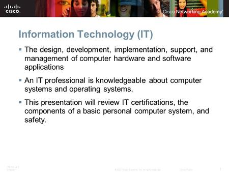 a history of cisco systems in information technology