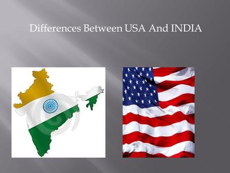 cultural differences between turkey and usa The differences between italy and the us are precisely what make cultural travel so the religious puritans in the united states would surely point to the.