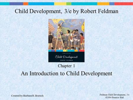 an introduction to the cognitive development of a child Introduction on early childhood language development essay home \ free essay sample papers \  piaget studied the cognitive mechanisms of the child development.