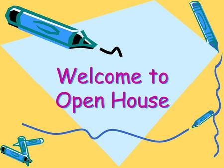 Welcome to Open House. Meet Mrs. Vogle Graduated from Indiana University of Pennsylvania Bachelor's Degree in Elementary Education, Minor in Social Studies.