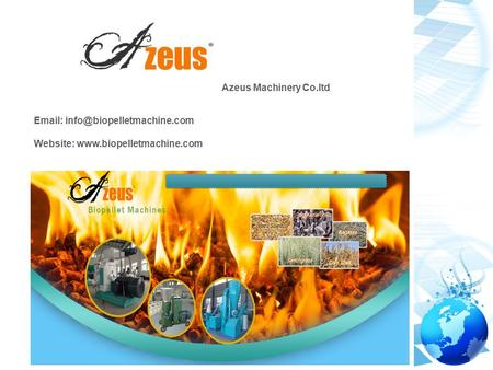 Azeus Machinery Co.ltd   Website: