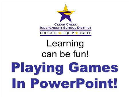 Index Playing Games In PowerPoint!. Index Games in PowerPoint Bridget Schimara Bridget Schimara - CCISD Lora O'NeillLora O'Neill - CCISD To download games.