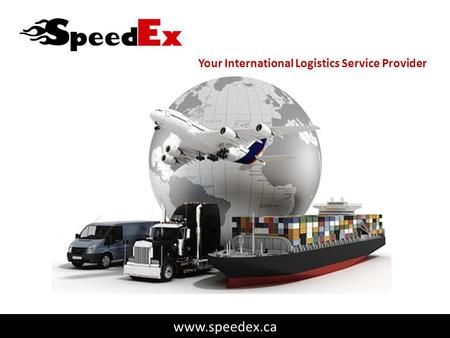 Your International Logistics Service Provider