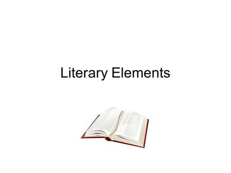 Literary Elements. Allusion a reference in a literary work to a person, place, or thing in history or another work of literature Example: He is as stubborn.