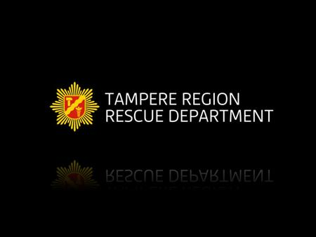 RESCUE SERVICES IN FINLAND Ministry of the Interior Department for rescue services Rescue Director (Fire Chief) Rescue Departments Regional administrative.