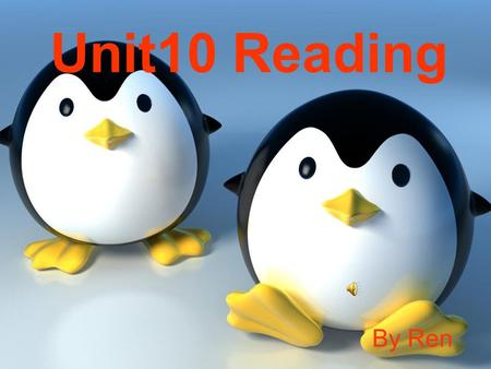 Unit10 Reading By Ren What do we often do every day?