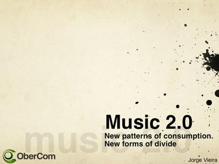 immaterial Digital Sharing Access Fluid User-Friendly Edit Low-Cost Easy Music 2.0 Remixable copy.