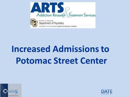 Potomac Street Center learned in the walk through that the intake process was cumbersome and impersonal, and may have been a contributing factor to the.