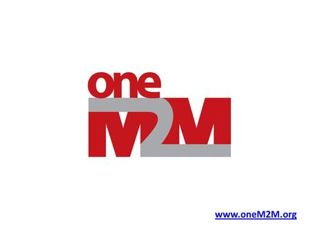 What is oneM2M? 2 Covers: Requirements Architecture API specifications Security Interoperability Facilitate, implement and promote IoT.