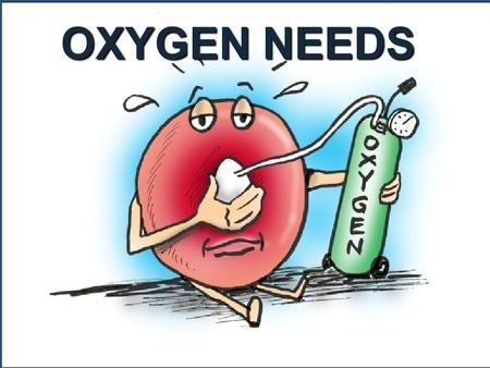 OXYGEN NEEDS. O 2 is a gas that makes up 21% of the air we breath. It has no taste, colour, or odour. O 2 is the most important basic need required to.