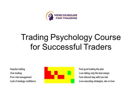 Trading Psychology Course for Successful Traders.