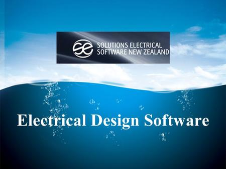 Electrical Design Software. Page  2 Why Is Electrical Design Software The Most Trending Thing Now? As we all know electrical designs and calculations.