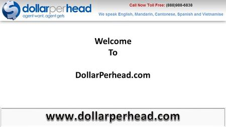 Welcome To DollarPerhead.com. Sportsbetting is a wager business that has been authorized in certain countries. There are risk factors in sport betting.