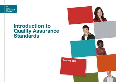 introduction to quality assurance What you'll learn to do: summarize common management techniques used to ensure high-quality goods and services in this section you'll learn about common quality-management techniques used.