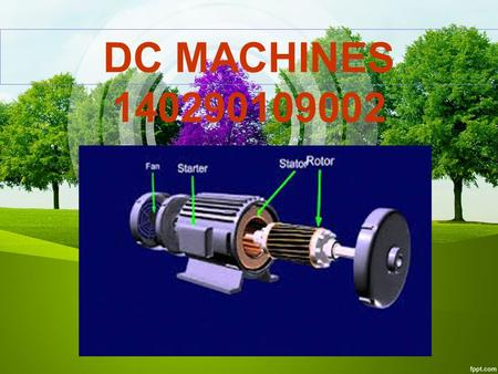 DC MACHINES 140290109002. Maxwell's Cork screw Rule :