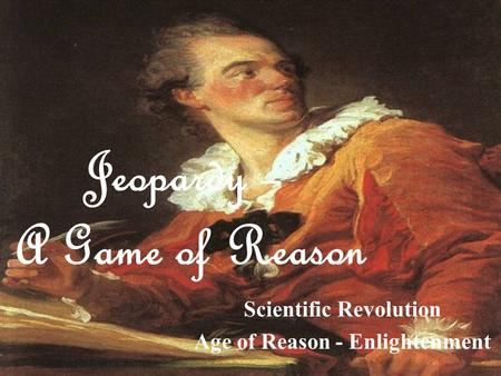 the scientific revolution on the enlightenment era essay