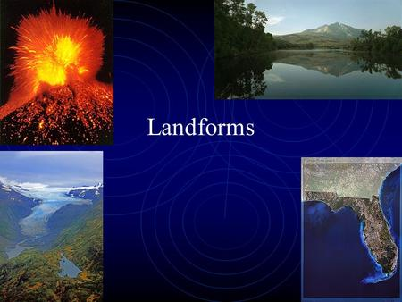 Landforms. Continent Continents make up the 7 large landmasses on Earth North America, South America, Europe, Asia, Africa, Australia, Antarctica.