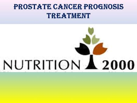 Prostate Cancer Prognosis Treatment. Are you undergoing any normal prostate cancer therapy like chemotherapy, laser radiation therapy or surgery? Do you.