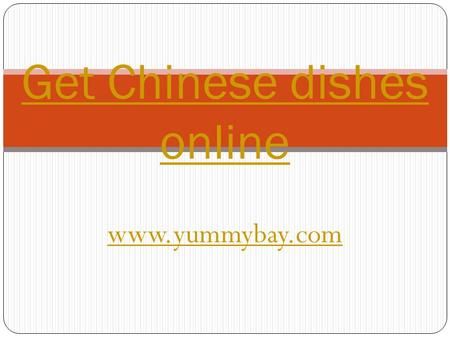 Get Chinese dishes online. Chinese food online Chinese cuisine has the most amount food lovers around the world. Although what we get.