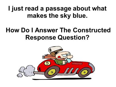 answering constructed response essay question Barbour jacka outlet parajumpers long bear outlet bright hub education you will most likely encounter constructed response questions on standardized tests and.