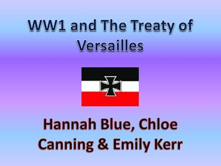 When and where the Treaty of Versailles was signed. The Treaty of Versailles was signed on the 28 of June 1919. In the Hall of Mirrors in the Palace of.