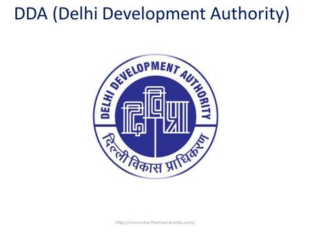 DDA (Delhi Development Authority)