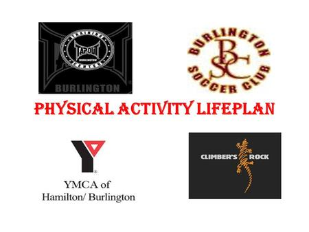 PHYSICAL ACTIVITY LIFEPLAN. I am a 24 year old college graduate from Burlington, Ontario. I attended Sheridan College in the Arts Program after graduating.
