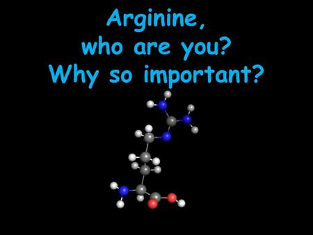 Arginine, who are you? Why so important?. Release 2015_01 of 07-Jan-15 of UniProtKB/Swiss-Prot contains 547357 sequence entries, comprising 194874700.