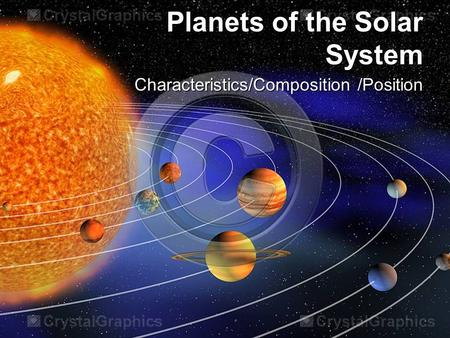placement of planets solar system - photo #30