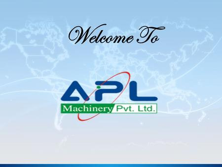Welcome To.  APL Machinery Private Limited, one of the leading manufacturers and suppliers of this impeccable range of Printing Machines, established.