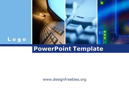 L o g o PowerPoint Template