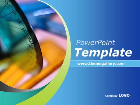 Company LOGO Template  PowerPoint.