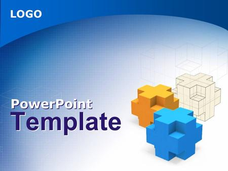 LOGO Template PowerPoint. Company Logo Contents Click to add Title 1 2 3 4.