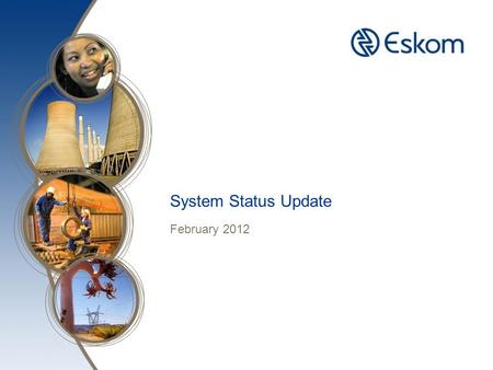 System Status Update February 2012. Overview Review of year to date demand and energy Review of recent system performance Outlook for summer 2012 What.